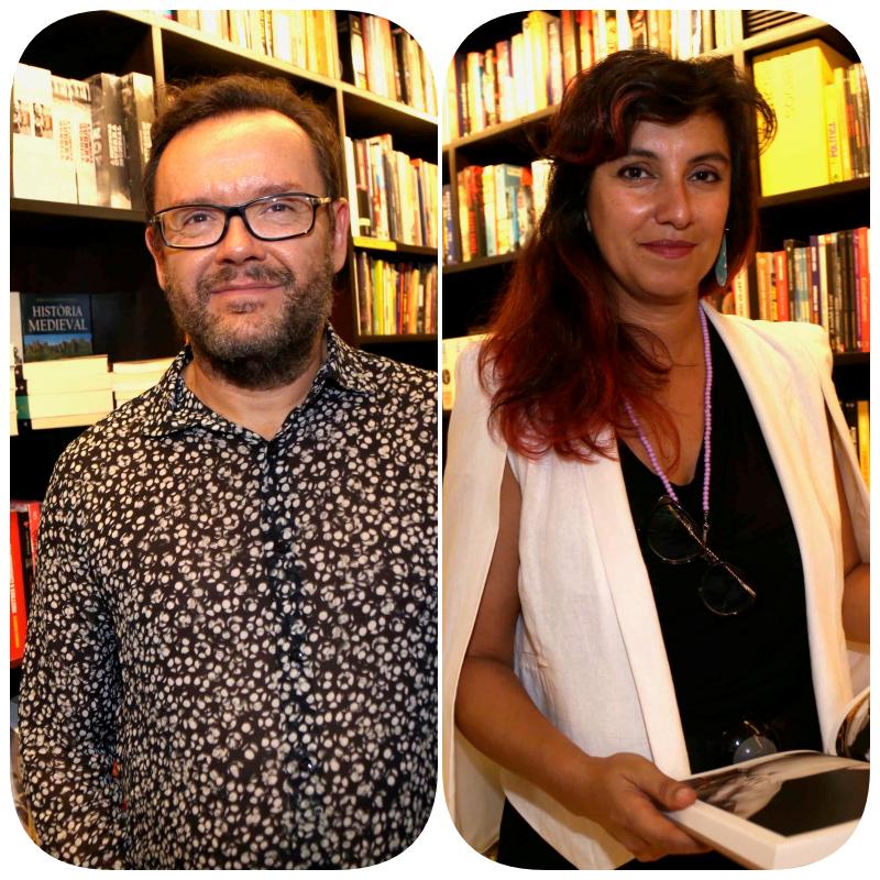 Nazareno e Patricia Godoy  /Foto: Denise Andrade