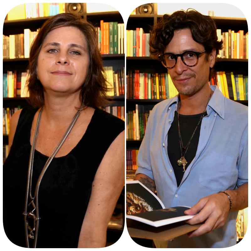 Paula Alzugaray  e Rafael Falci  /Foto: Denise Andrade