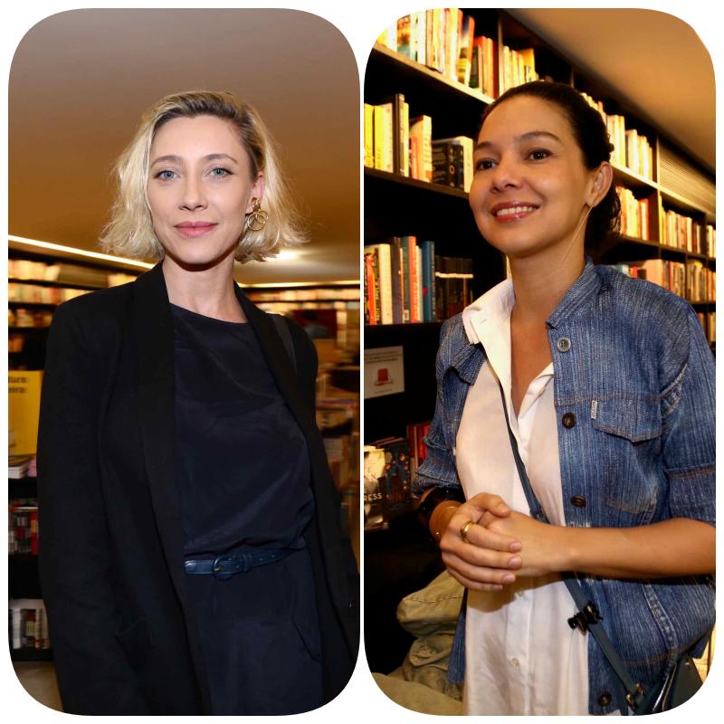 Vanessa Bueno e Renata Pacci  /Foto: Denise Andrade