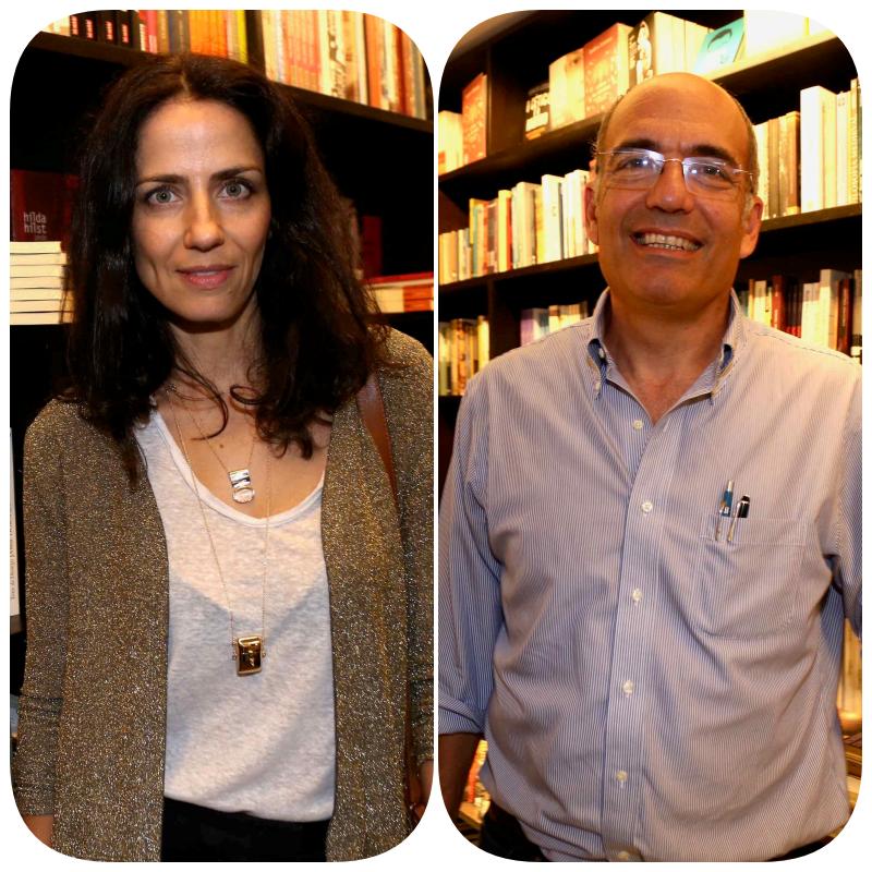 Camila Sarpi  e Carlos Warchavchik  /Foto: Denise Andrade