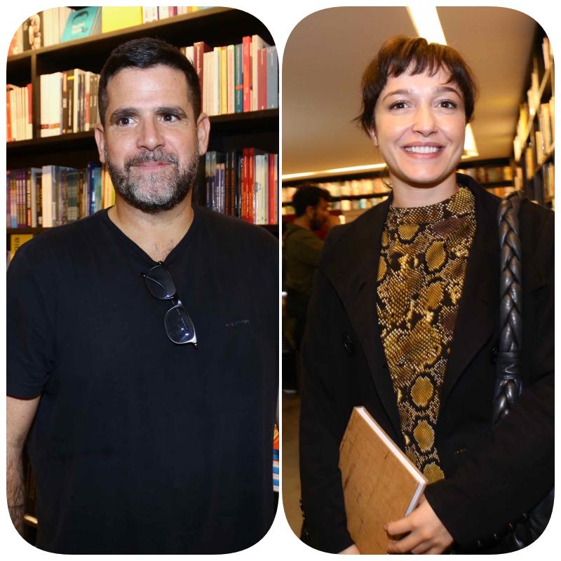 Chico Pati e Dani Cury  /Foto: Denise Andrade