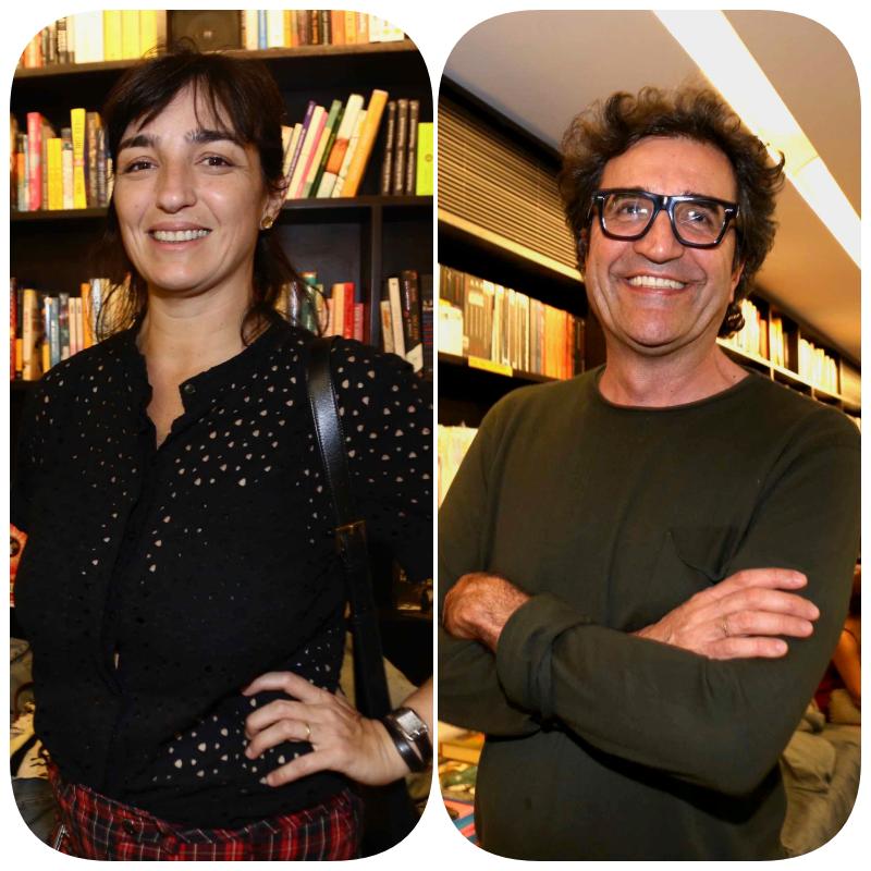 Daniela Laloum  e Eduardo Fernandes  /Foto: Denise Andrade