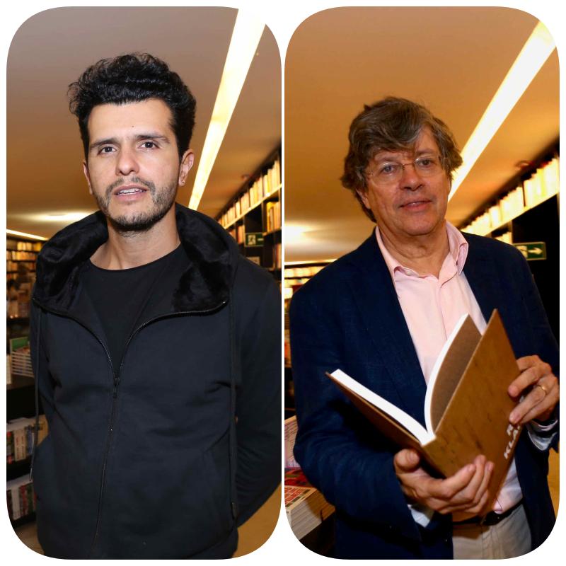 Guilherme Coelho e Horácio Lafer  /Foto: Denise Andrade
