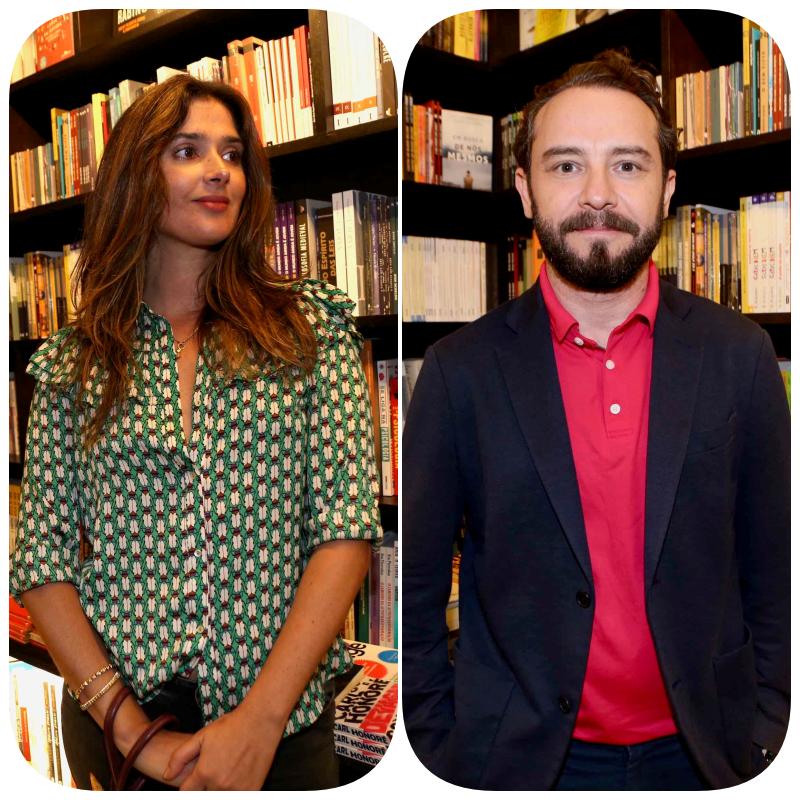 Joana Hasse   e Jeff Ares  /Foto: Denise Andrade