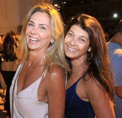 Marcia Verissimo e Livia Torres