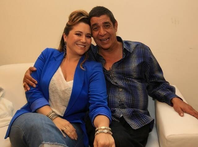 Maria Rita e Zeca Pagodinho