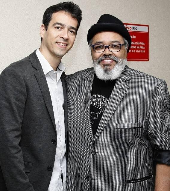Afonso Carvalho e Jorge Aragão