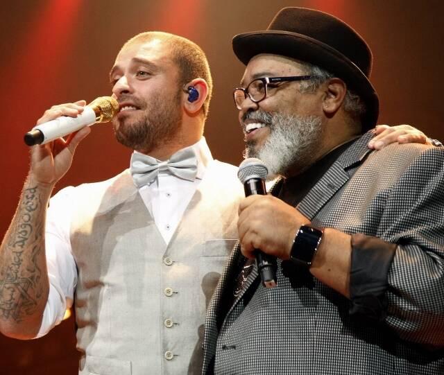 Diogo Nogueira e Jorge Aragão