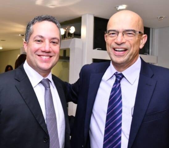 Gesner Oliveira e Bruno Werneck