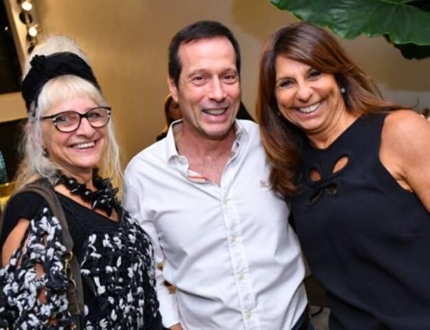 Gina Elimelek, Pedro Sedo e Teresinha Nigri