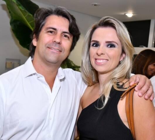 Maria Fernanda e Rodrigo Quadrado