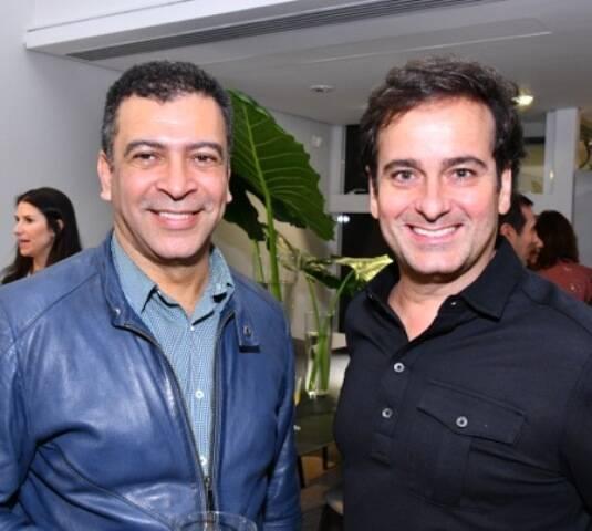 Pedro Ariel e Ricardo Minelibe