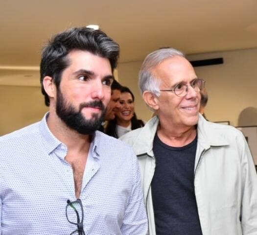 Renato Andrade e Toninho Noronha