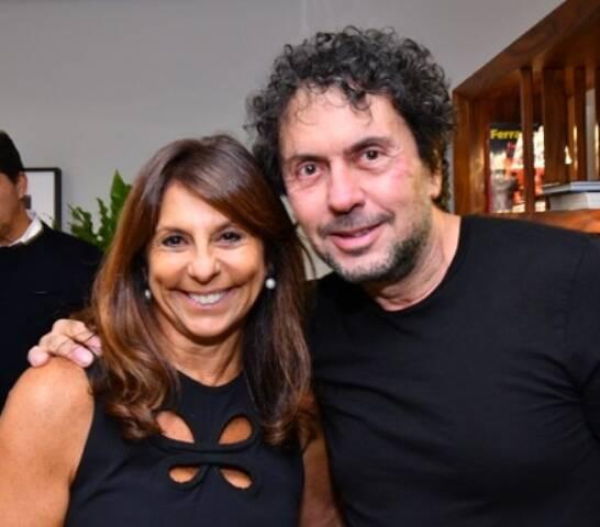 Teresinha Nigri e João Armentano