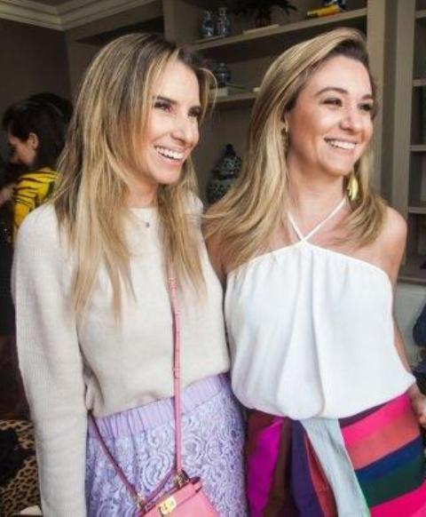 Bárbara Amin e Mari Salles