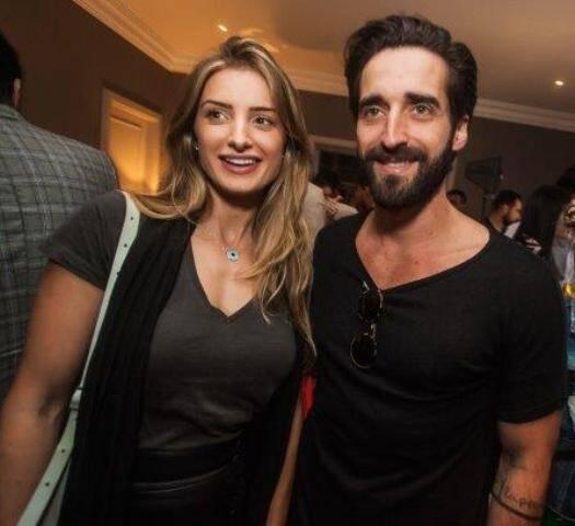 Lara e Renato Calixto