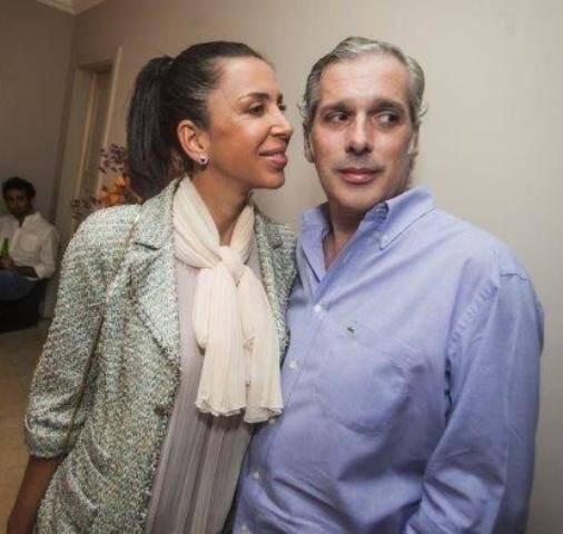 Georgia Atalla e Luciano Roxo