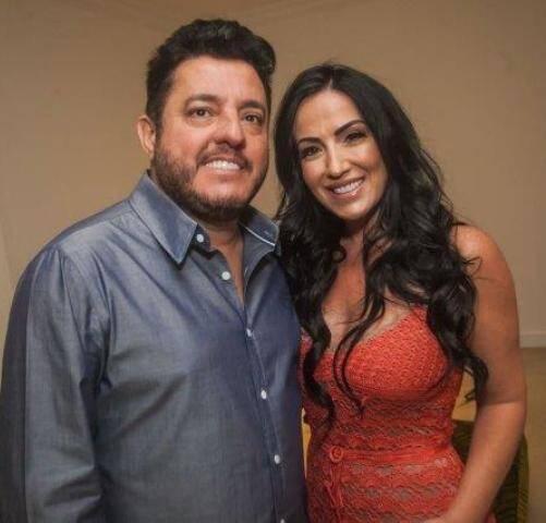 Bruno e Marianne Rabelo