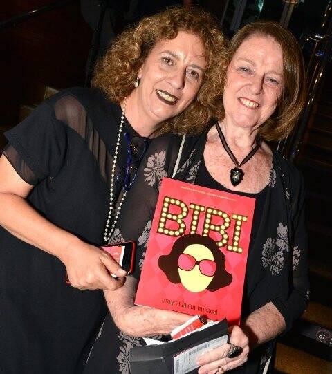 Claudia Negri e Norma Thiré