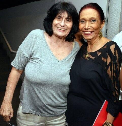 Thereza Tinoco e Ellen de Lima