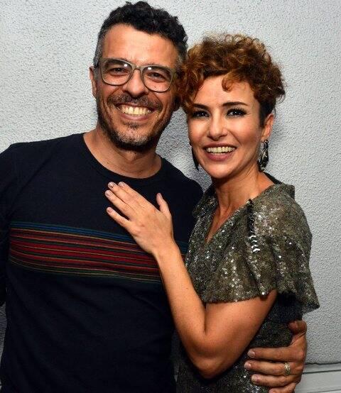 Gustavo Gasparini e Amanda Acosta