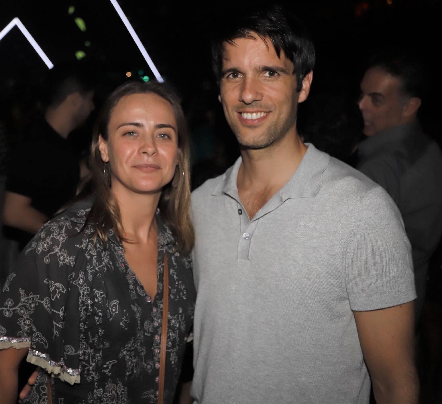 Juliana Silveira e João Vergara /Foto: Fred Pontes