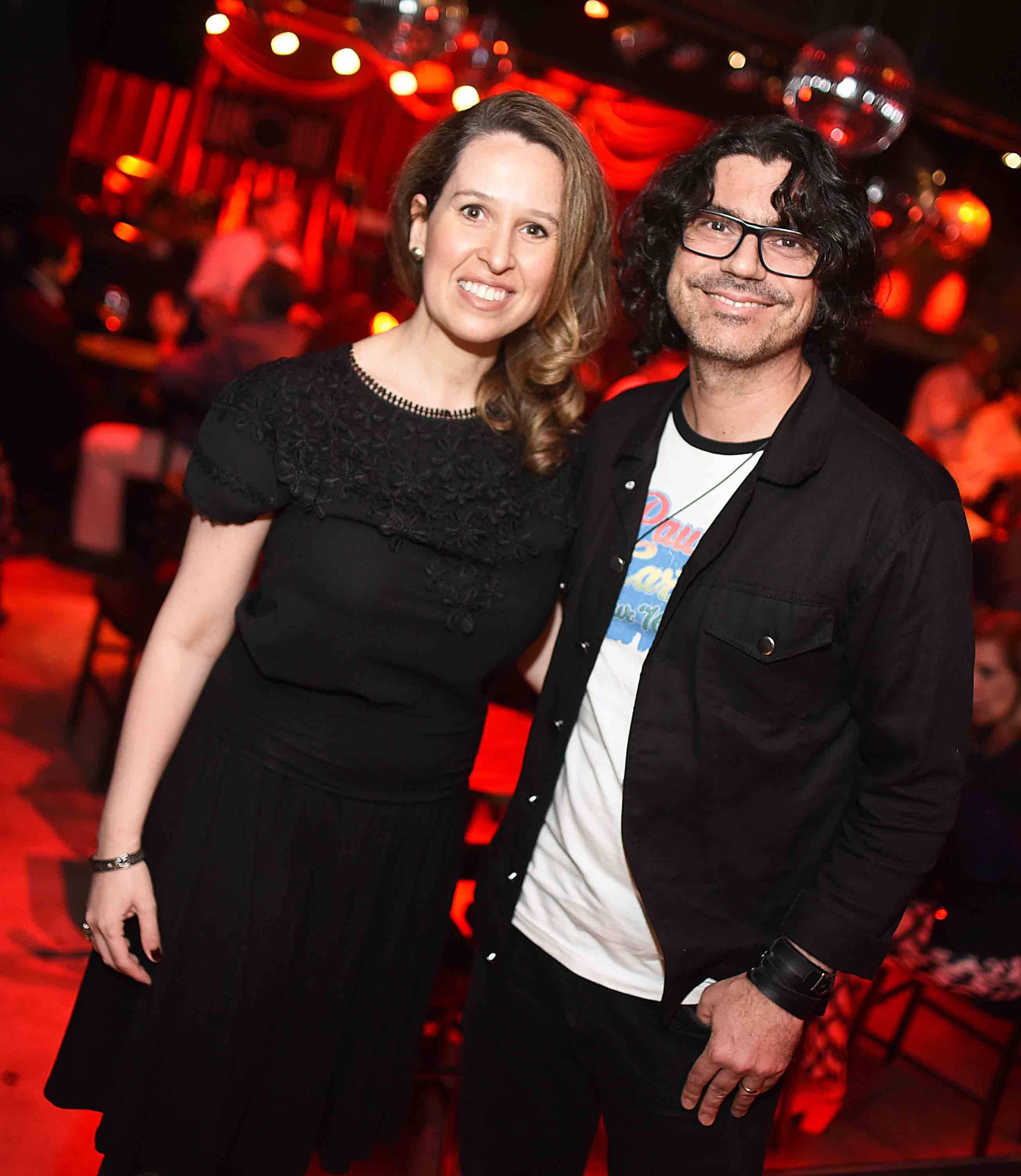 Gustavo e Patricia Camardella/ Foto: Ari Kaye