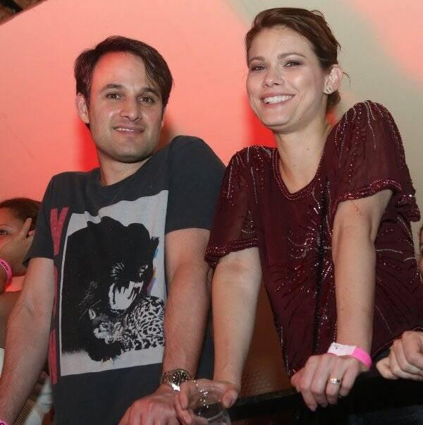Rodrigo Medina e Karen Junqueira