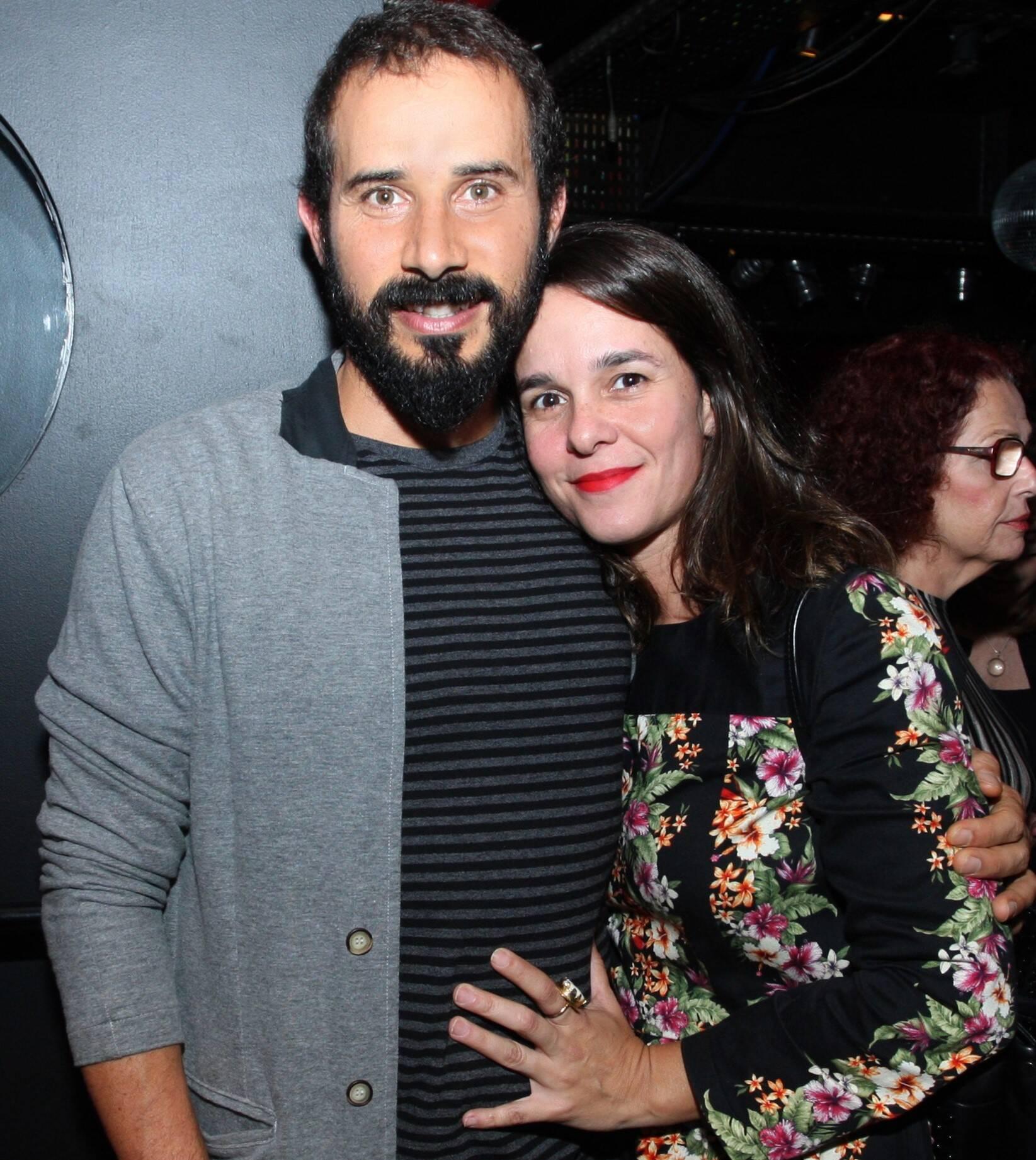 William Helal Filho e Maria Fortuna /Foto: Vera Donato
