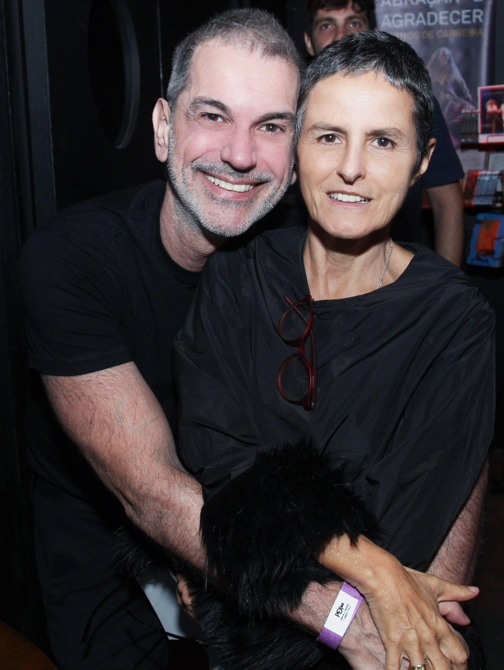 Mario Canivello e Bia Lessa /Foto: Vera Donato