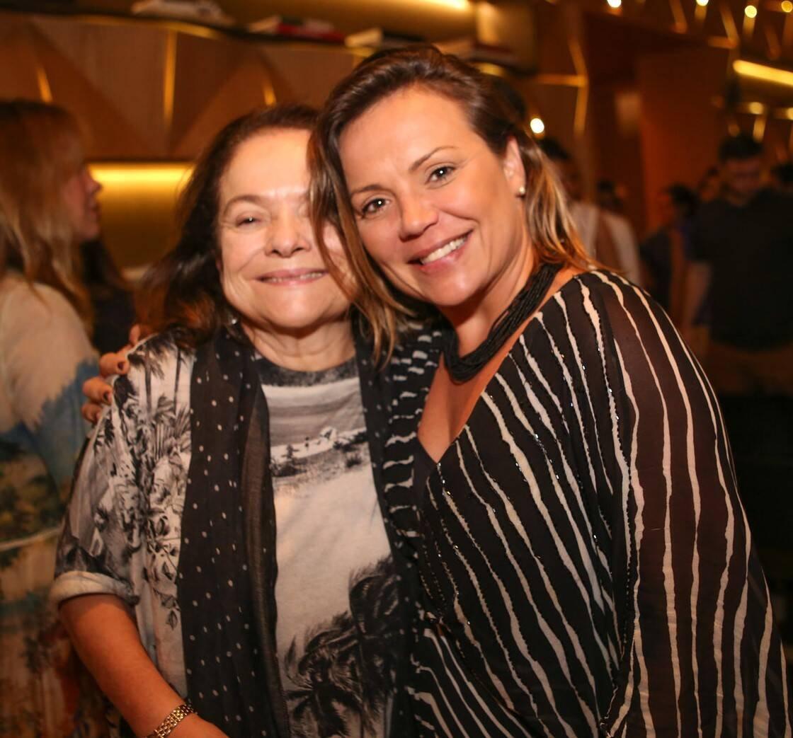 Kati Almeida Braga e Paula Simonsen /Foto: Gianne Carvalho