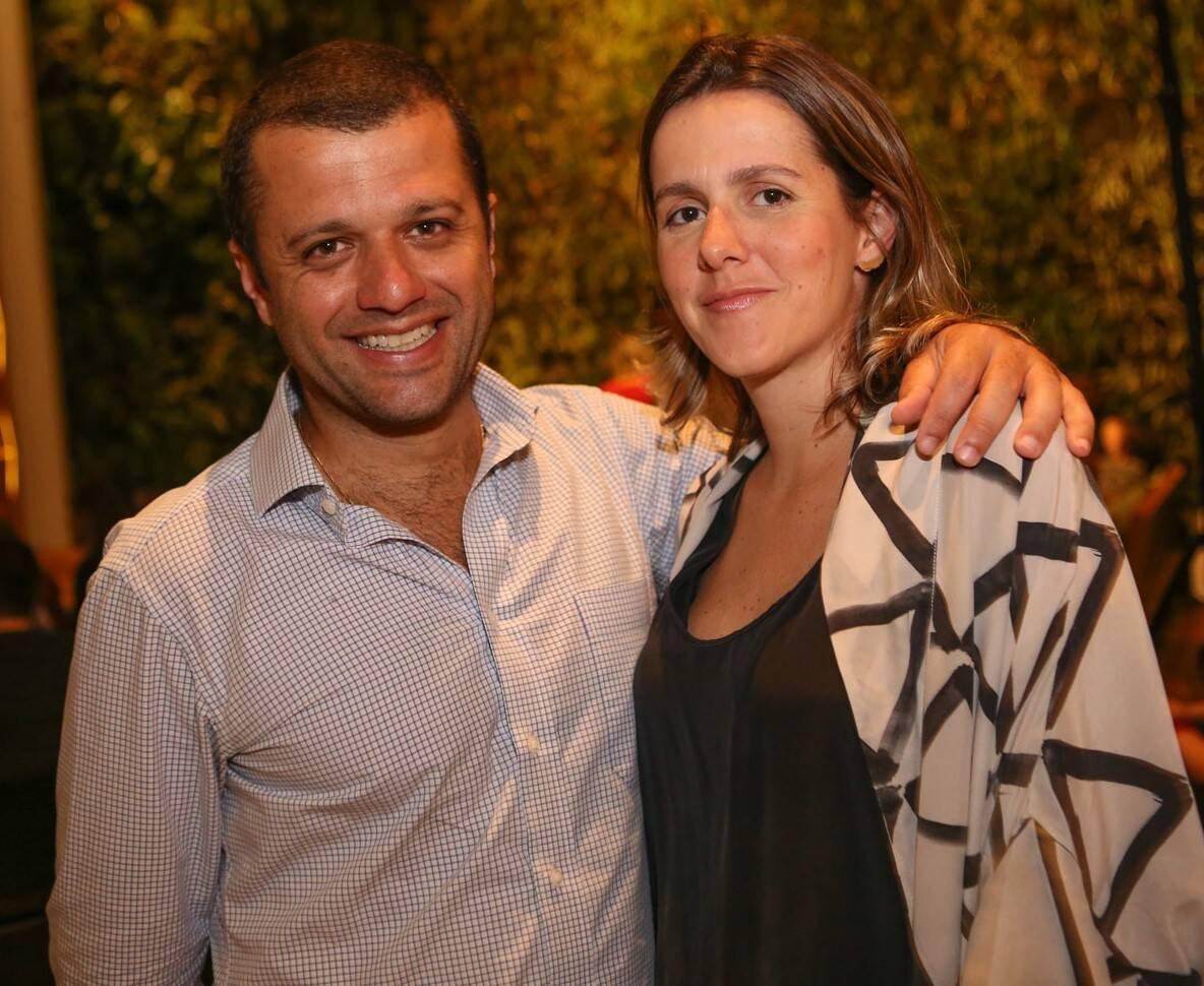 Marcos Rangel e Luciana Toler /Foto: Gianne Carvalho