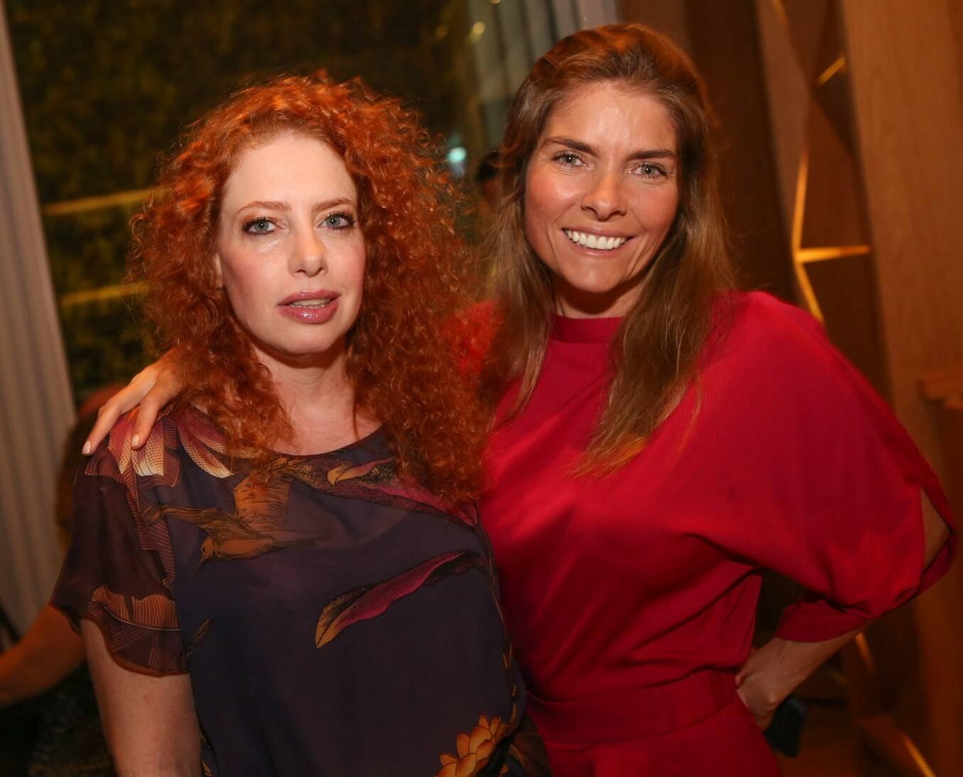 Carla Dichy e Taiza Krueder /Foto: Gianne Carvalho