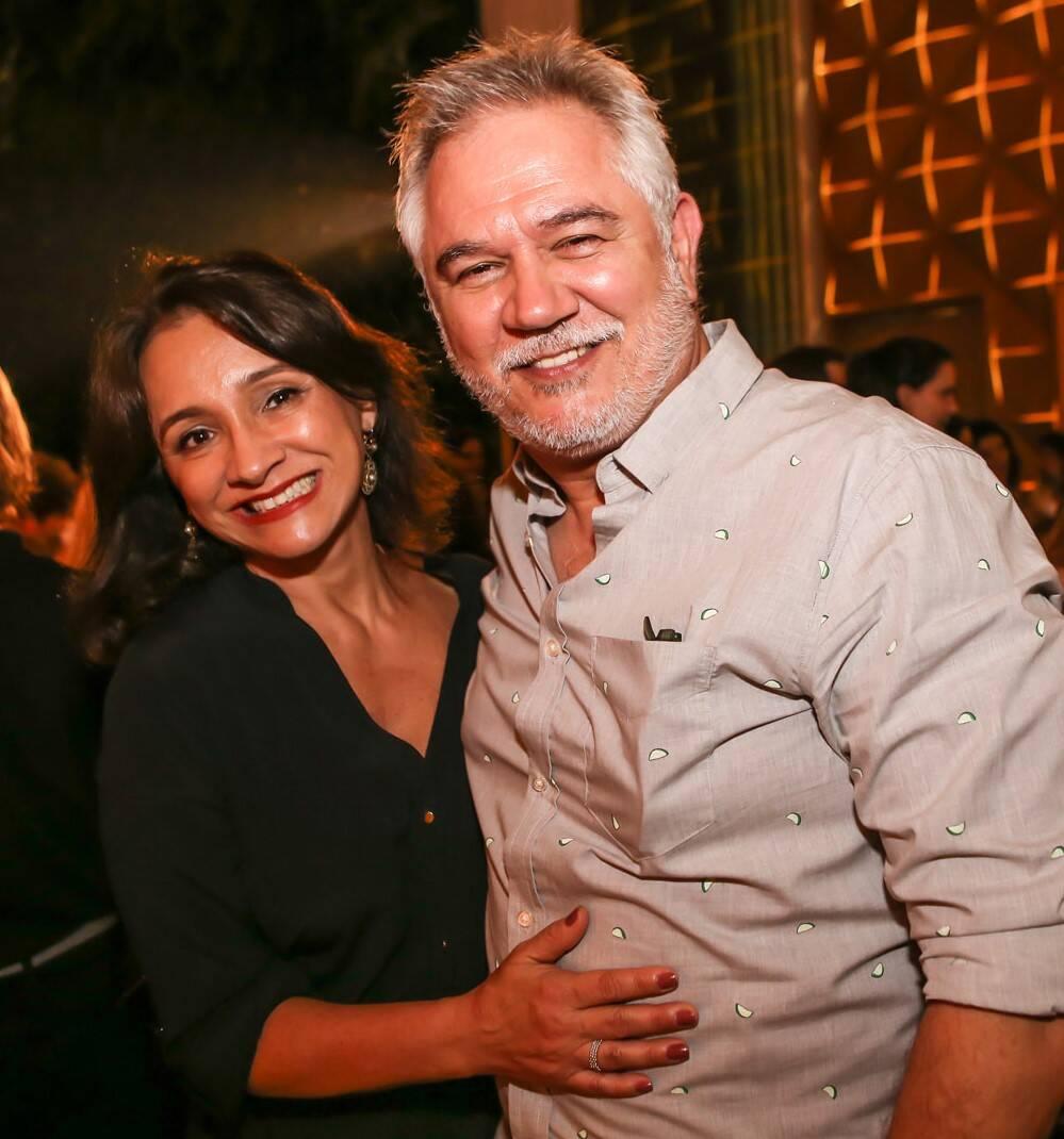 Denise e Ascânio Seleme /Foto: Gianne Carvalho