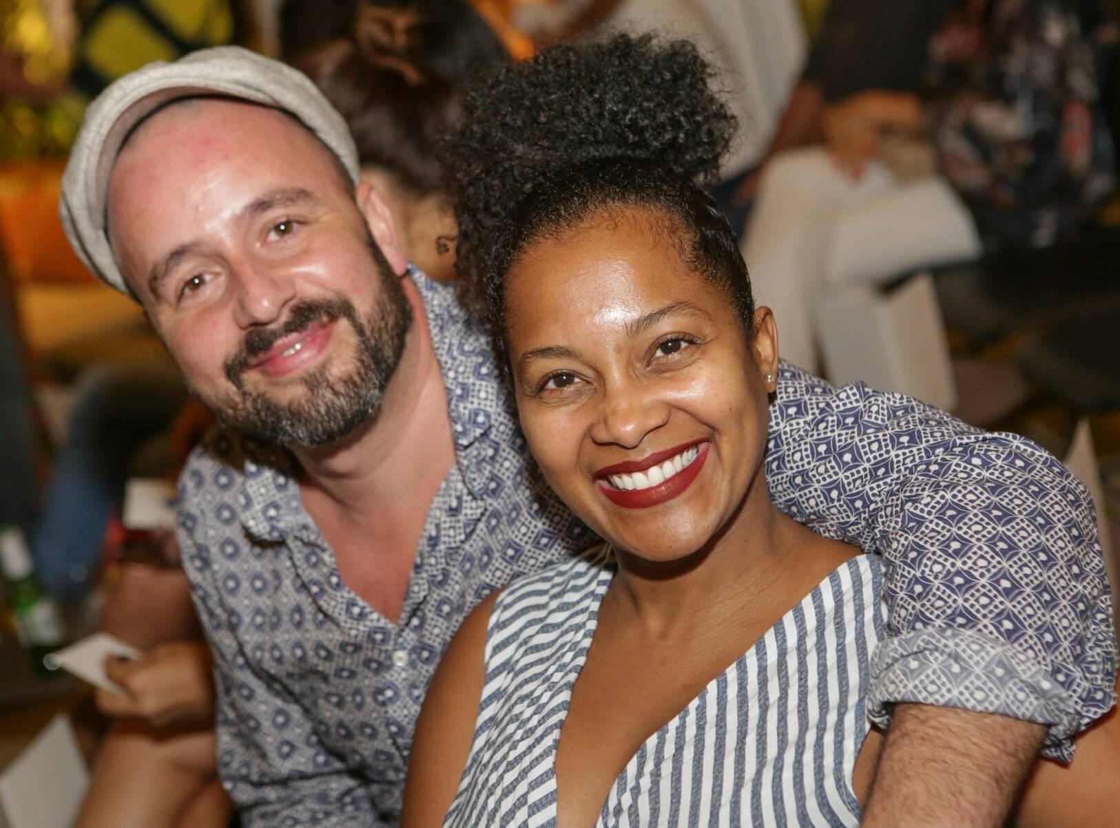 Pedro Pinheiro e Naiara Sena  /Foto: Gianne Carvalho