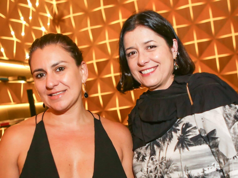 Fabiana Gabriel e Maria Viveiros  /Foto: Gianne Carvalho