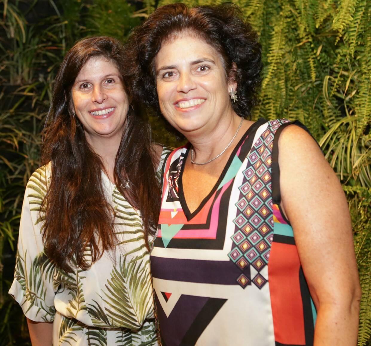 Karen Breitman e Dafne Horovitz   /Foto: Gianne Carvalho