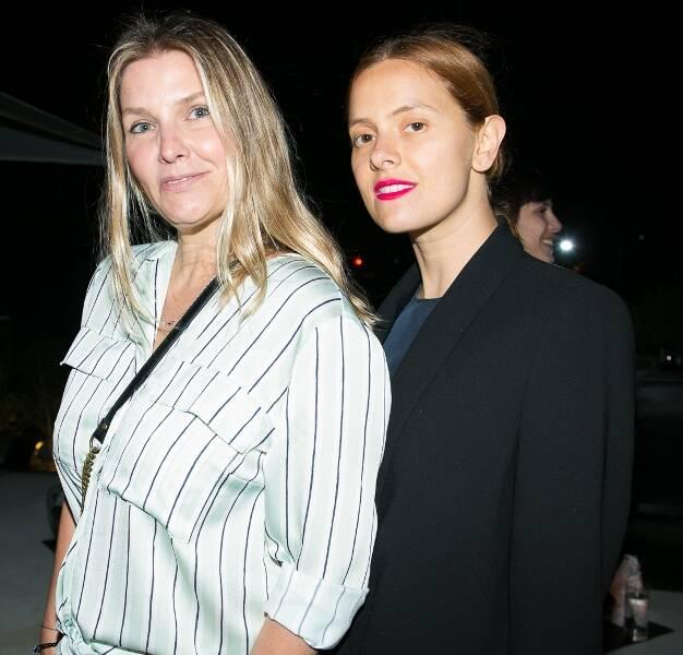 Juliana Cogo e Ana Arietti
