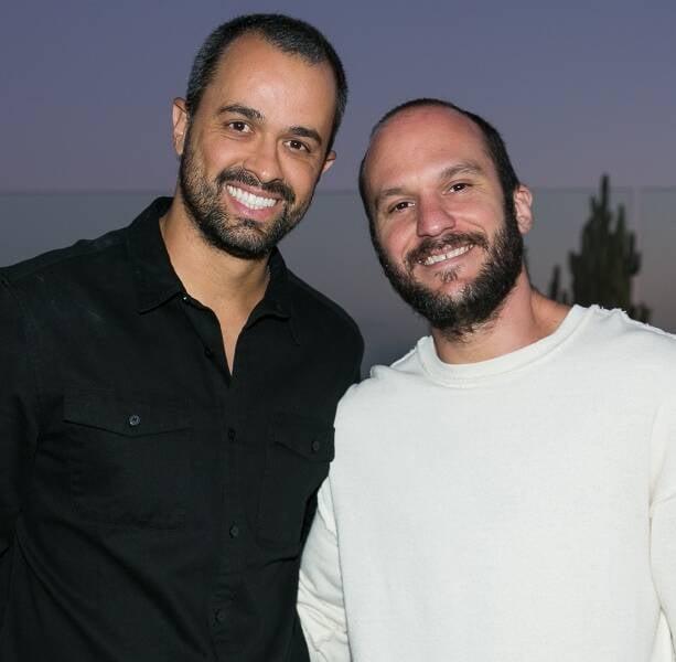 Leo Faria e Vanger Fernandes