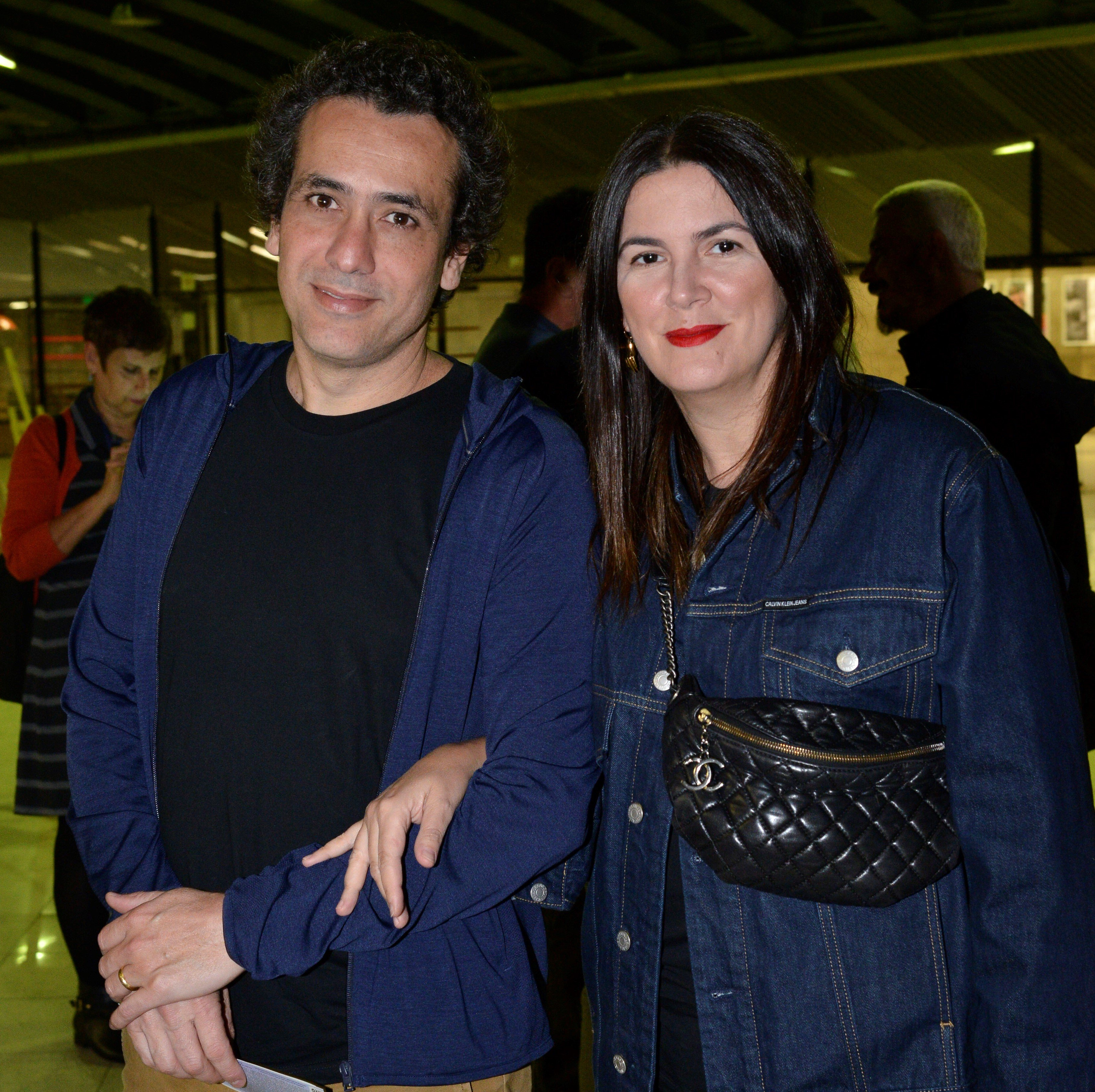 Amilcar Oliveira e Suzana Barbosa  /Fotos: João Sal e Caio Galucci