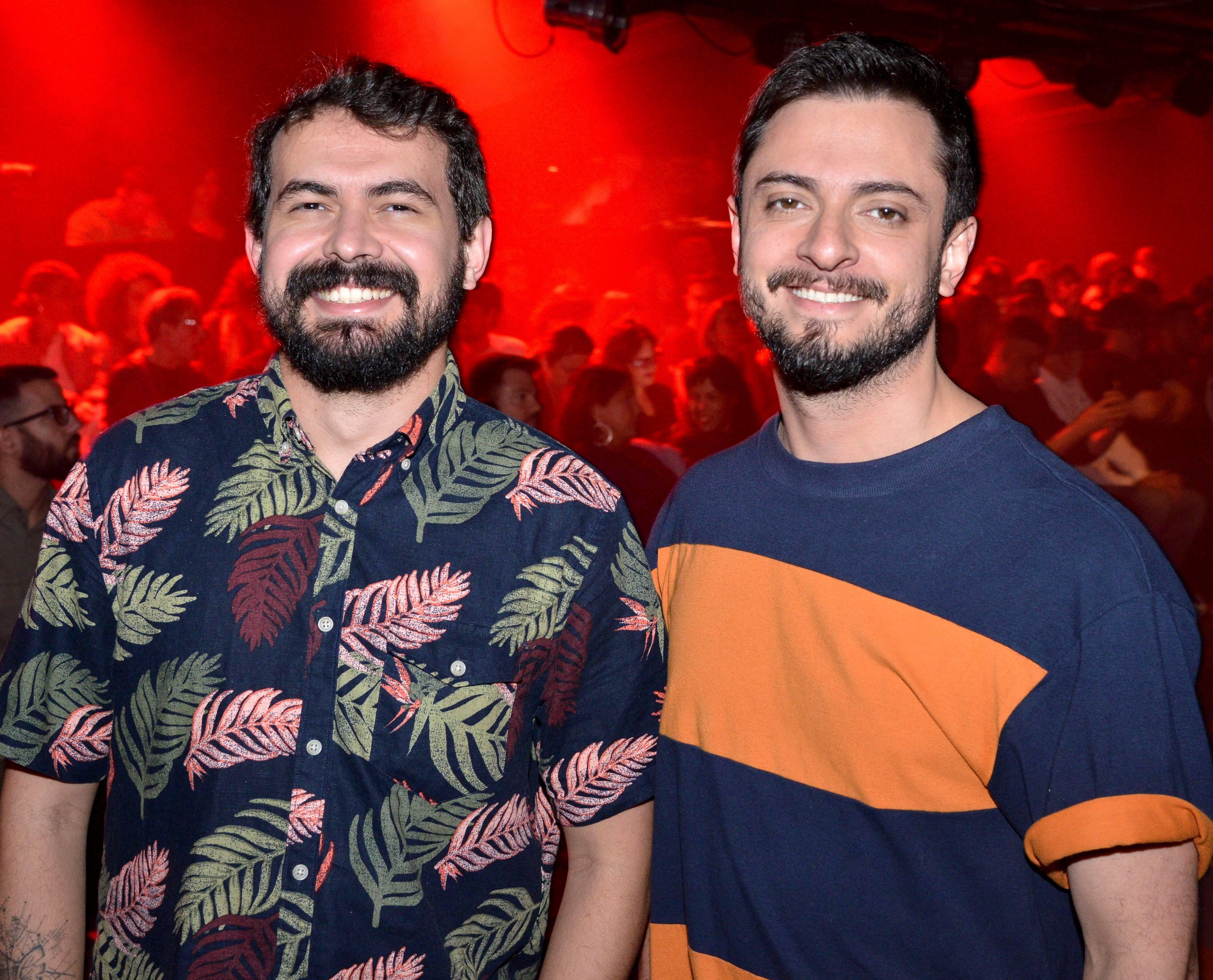 Benti e Rique Gonçalves  /Fotos: João Sal e Caio Galucci