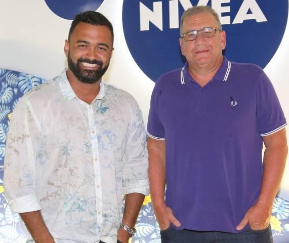 Rodrigo Martins e Mauricio Saade