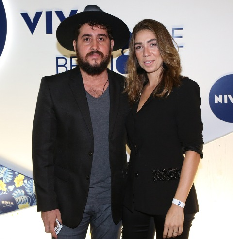 Rodrigo Suricato e Paula Costa