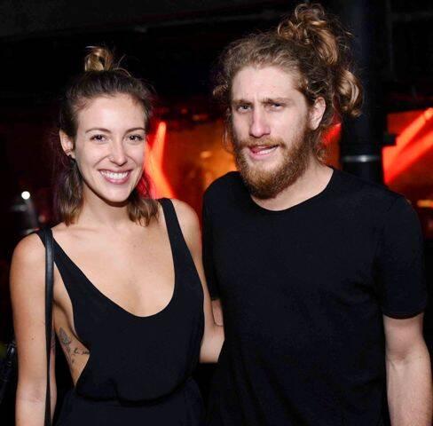 Lara Lazzaretti e André Hawk