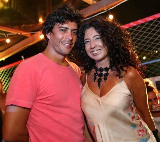 Alex e Bianca Teixeira