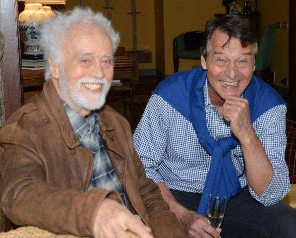 Bob Médici e Theo Seiler