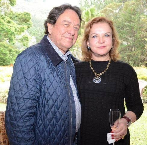 Breno Neves e Mônica Pinheiro Guimarães