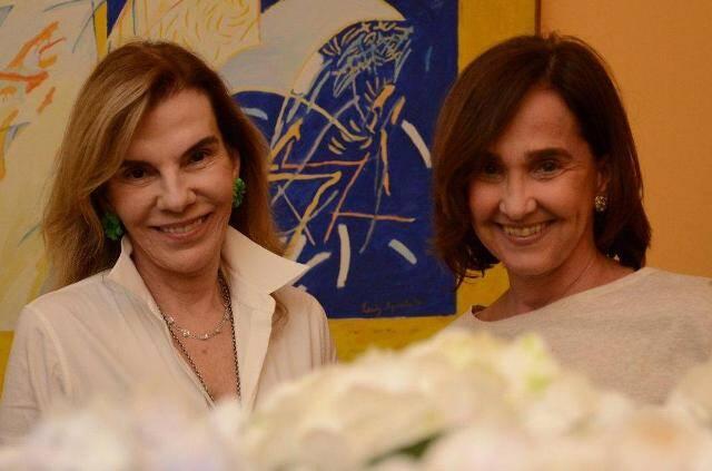 Henriqueta Gomes e Bebel Niemeyer