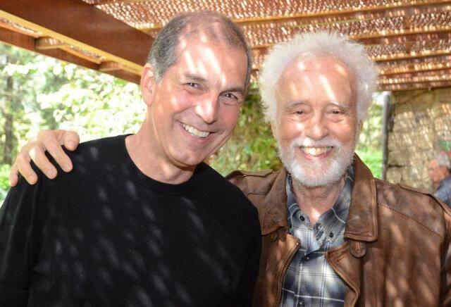 Luiz Carlos Nabuco e Bob Médici