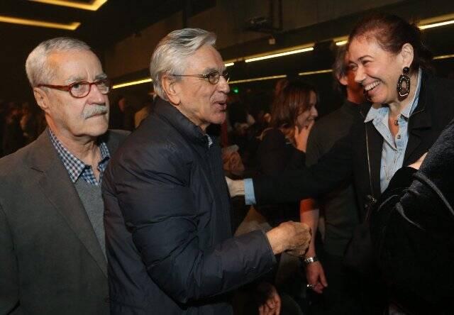 Luiz Carlos Lacerda, o Bigode, Caetano Veloso e Lilia Cabral
